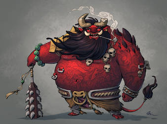 Oni by Timooon