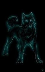 anyone's ghost by Poriina