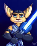 Ratchet: Jedi Edition by BasicBiscuits