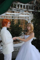 Panty and Breifer's Wedding by AMATERASU-16