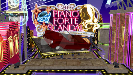 Mirai DX Piano x Forte x Scandal Stage Pack DL
