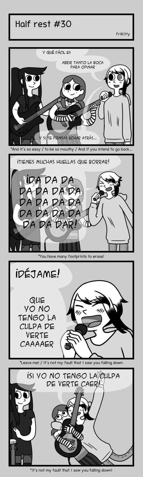 #30 (ENG) by FriKitty