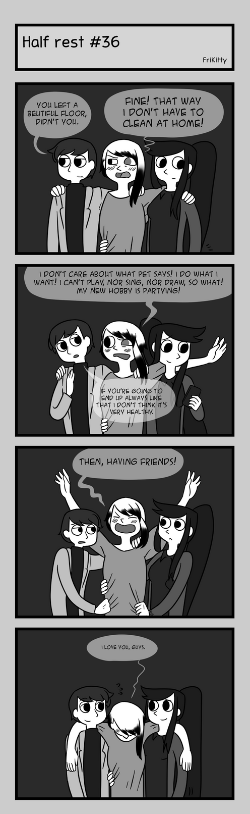#36 (ENG) by FriKitty