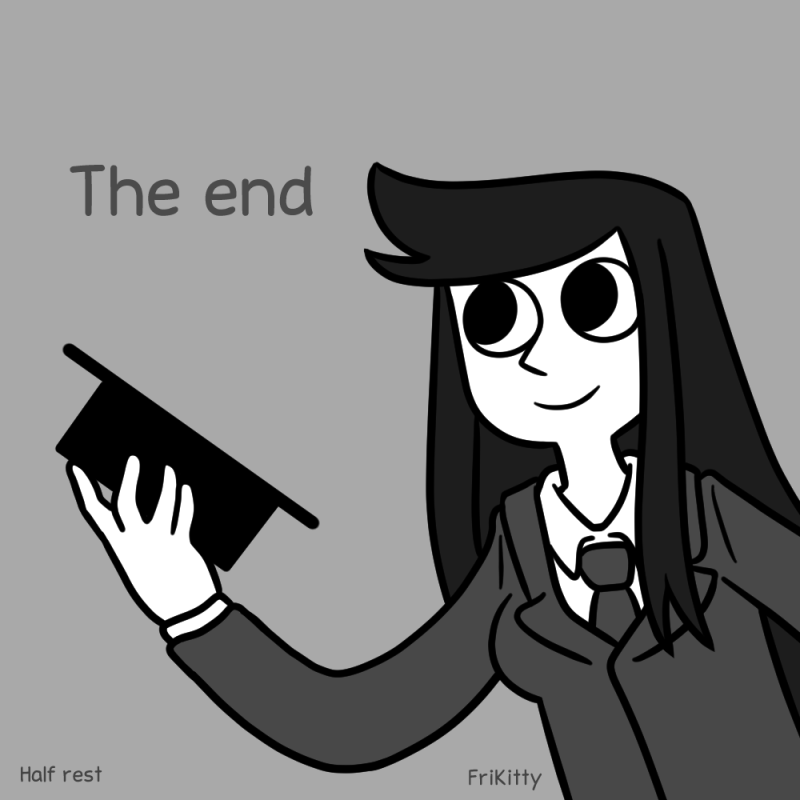 The end by FriKitty