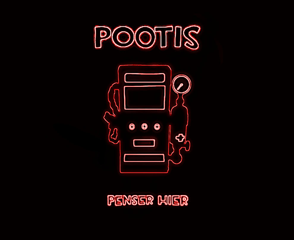 Neon Pootis- Red Team by thebannanaking
