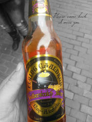 I ran out of butterbeer by thebannanaking
