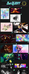 The Best Of 2011 by Rammsx