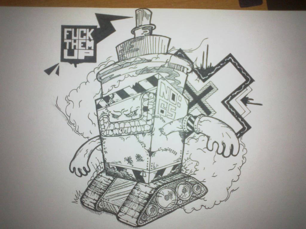 Crazy Ass Drawings 93