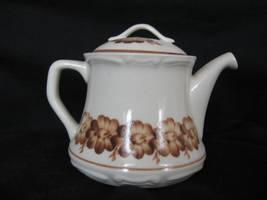 Porcelain : kettle by Lift-manipulator