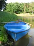Boat stock