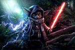 Dark Side Grogu