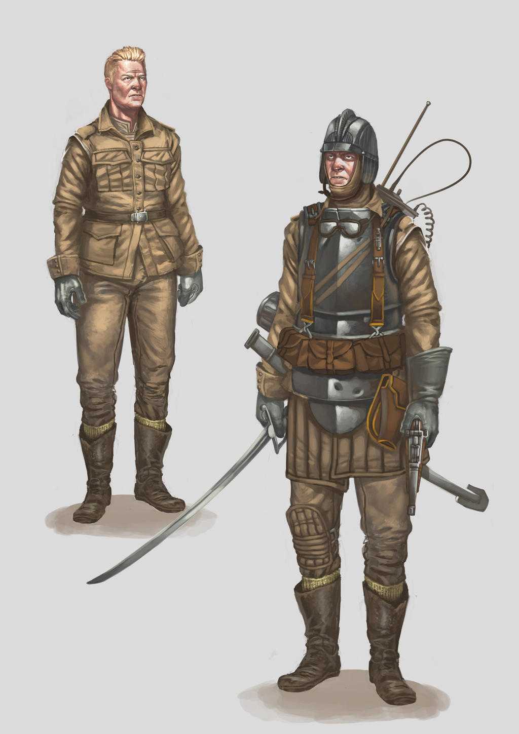 Alt. History Soldier 2 by Creative-Games