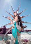 Divine Sword Irelia from League of Legends