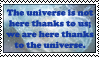 Universe Stamp by hope-is-overrated