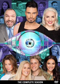 Celebrity Big Brother 11 DVD Cover by karl100589