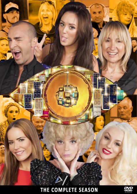 Celebrity Big Brother 12 DVD Cover by karl100589 on DeviantArt