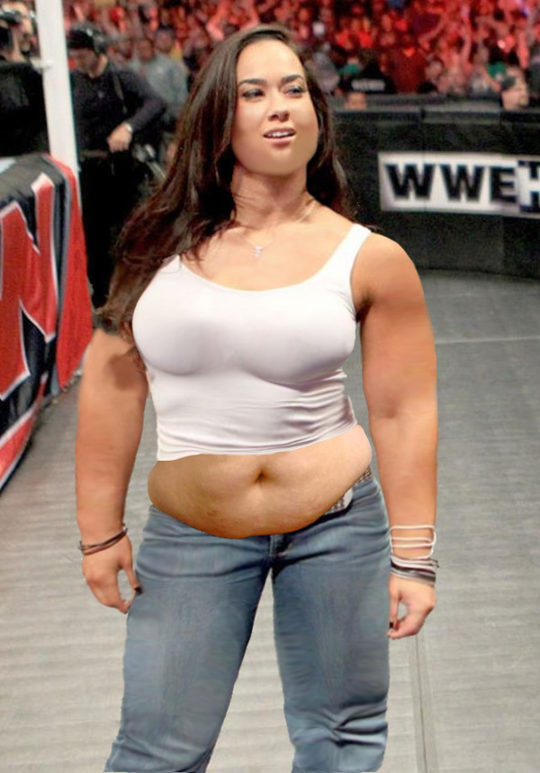 Vickie guerrero see through