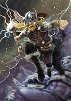 Thor - The Dark Age
