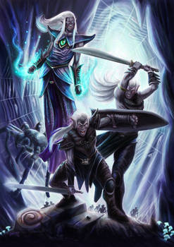 March of Drow