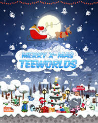 Teeworlds Christmas by deadfish95