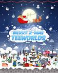 Teeworlds Christmas
