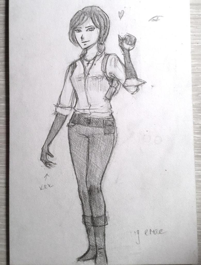 Adochka :3 by katsurasu
