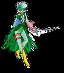 Roserade Gijinka