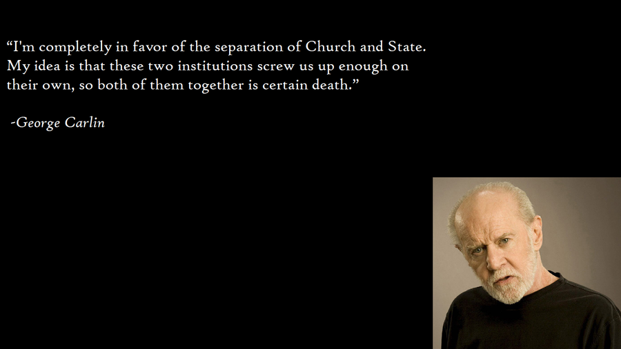 George Carlin Quotes Quotesgram