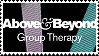Above and Beyond Stamp by DoinItRightKay