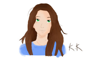 Caitlin by KawaiiKayley