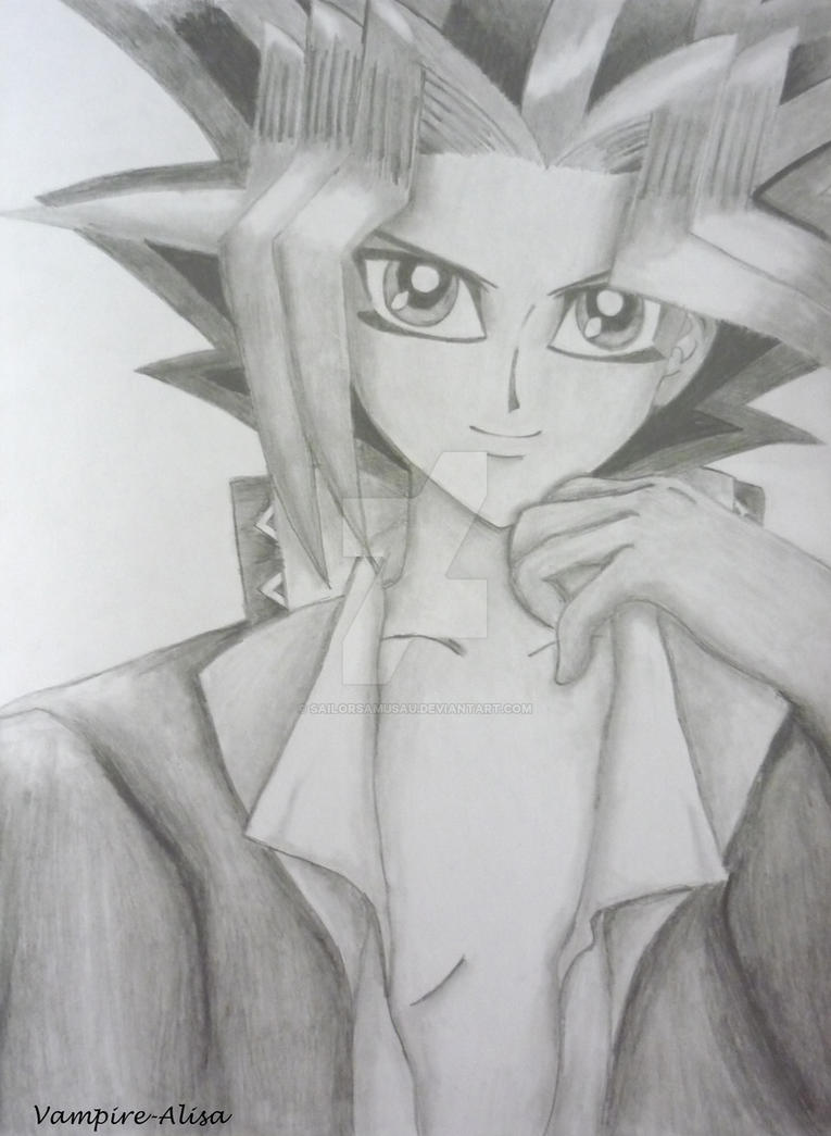 Atemu by SailorSamusAU