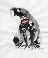 .No Face. by xliveGAARA7
