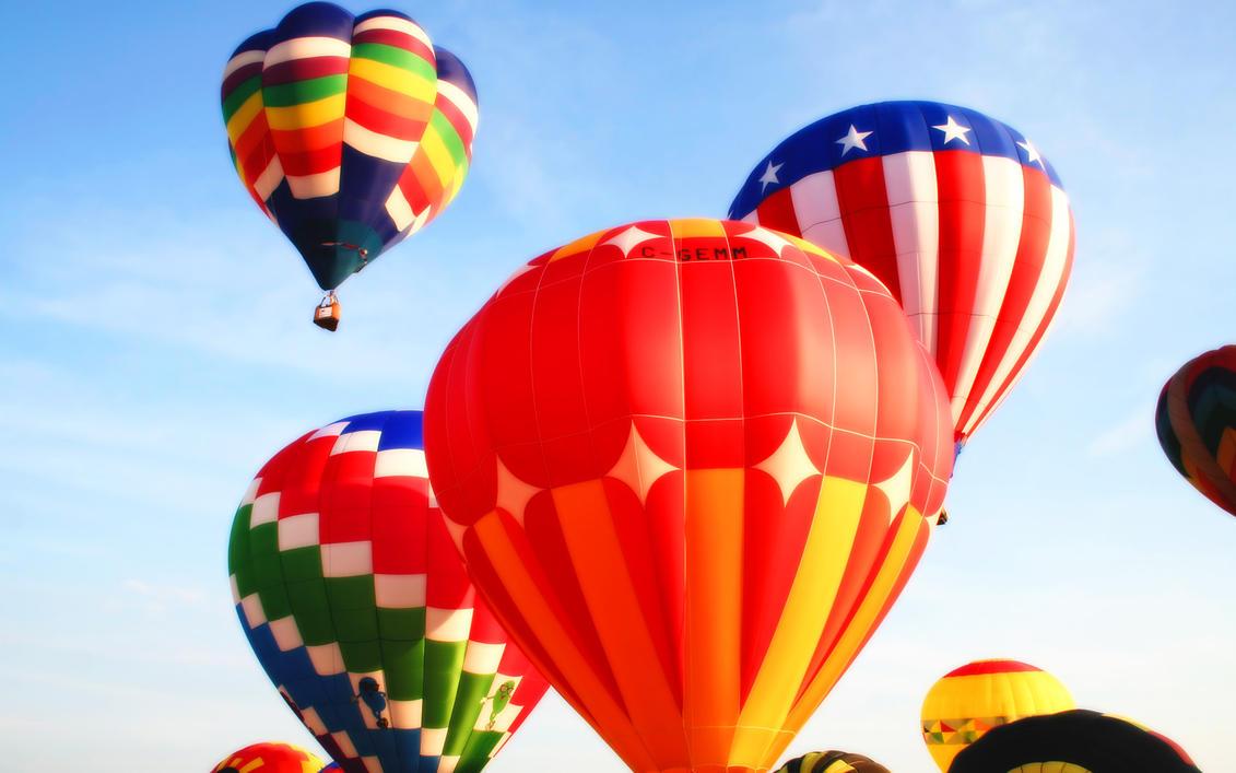 Balloons by ryanstfu