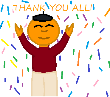 THANK YOU ALL FOR GETTING ME TO SUPER LLAMA! by AmberTangerine13