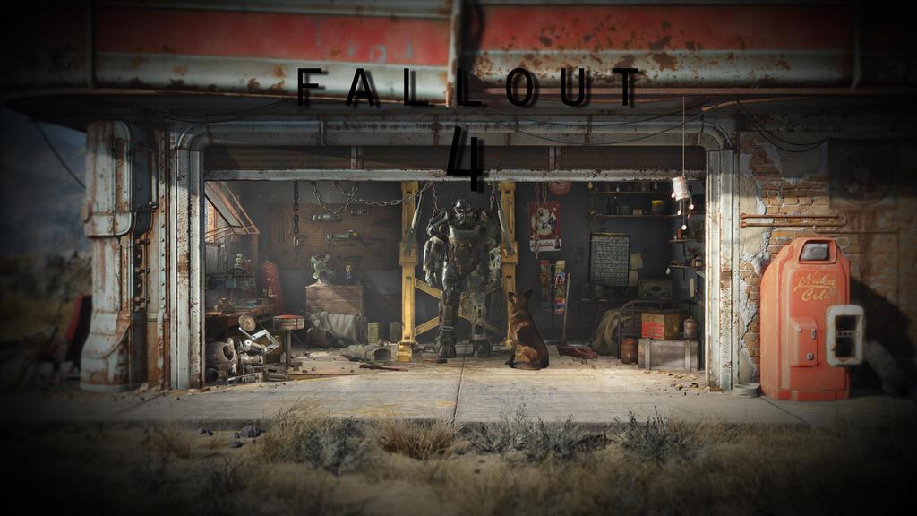 Fallout 4 By DanteTVV