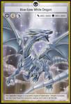 Yu-Gi-Oh! Modern Visual - Blu-Eyes White Dragon