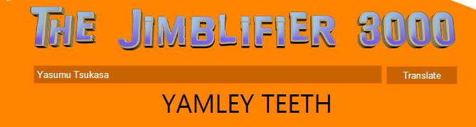 wHy HeLo It Is I YaMlEy TeEtH