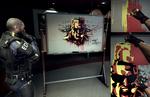 duke fan art: in-game-doodle