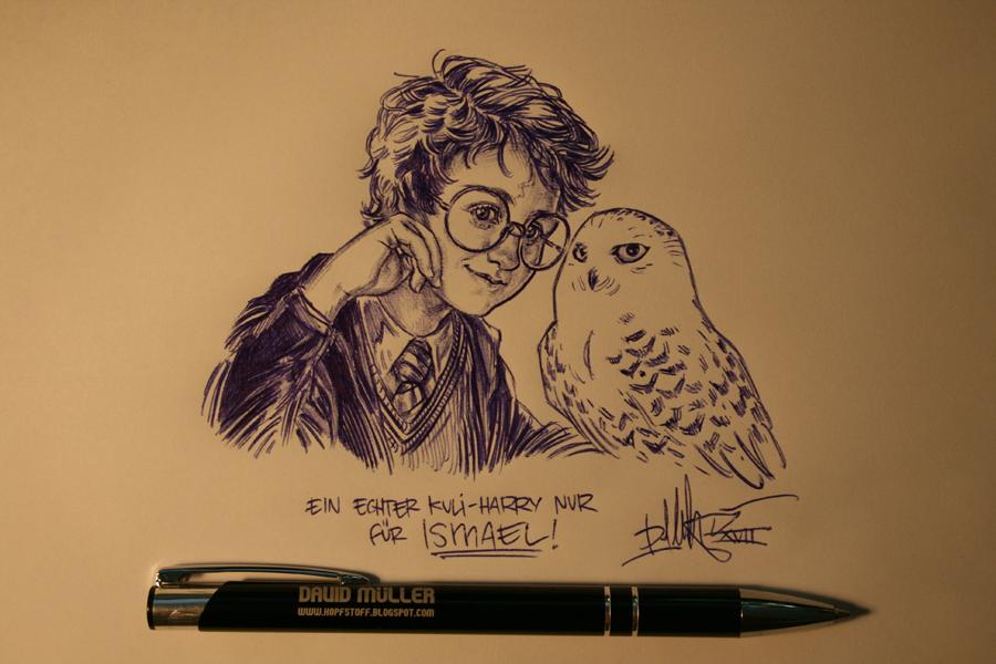 Harry For Ismael by kopfstoff