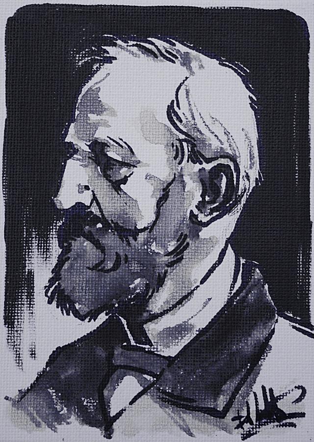 Karl Bodmer by kopfstoff