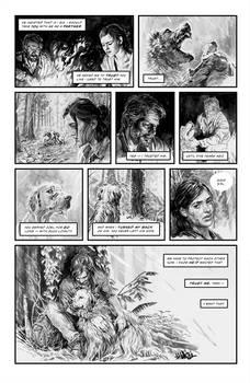 TheLastofUsPartII Comic Page