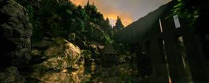 Mandelsian mountains