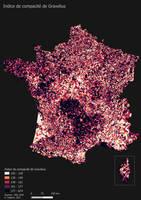 Gravelius index (France)