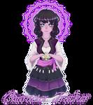 POTC - Rhea's Character Information Tracker by DiceKitty