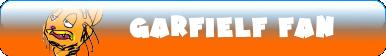 Garfielf Fan Button