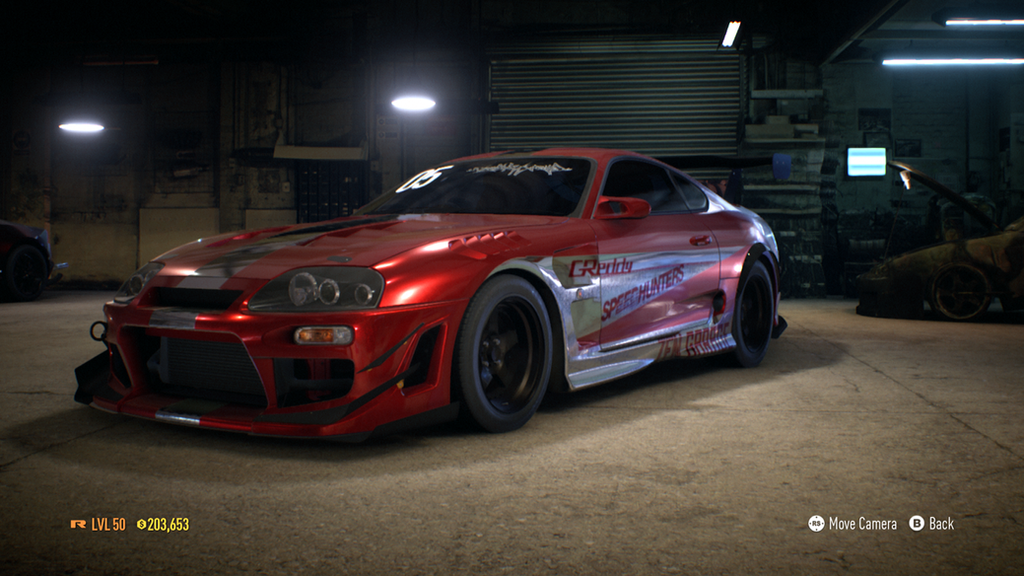 Toyota Supra Tuning Games Online