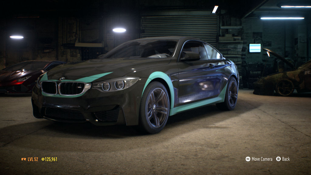 Need for Speed (2015) - 2014 BMW M4 - 'Quantum' by crazautiz on