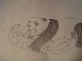 Kung Fu Panda: Realism by Tatayla