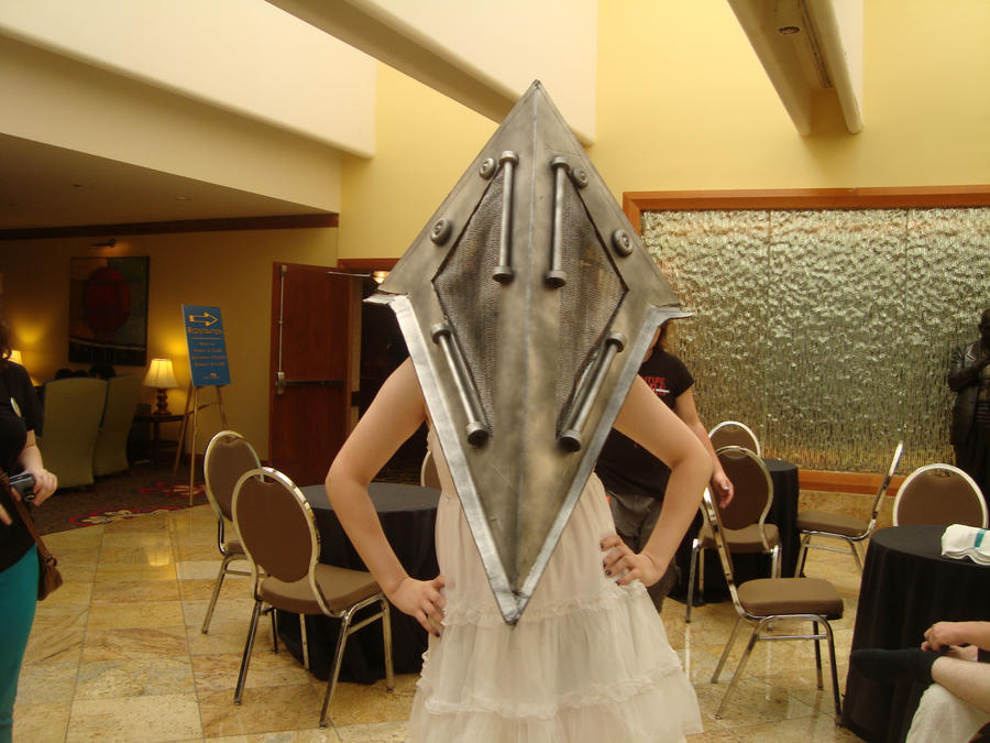 Pyramid Head Lolita by Tatayla