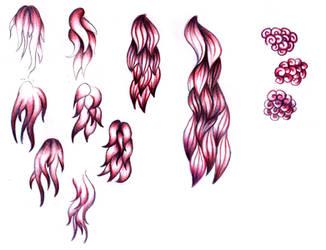Hair/fur part 2